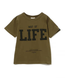 GROOVY COLORS / Way Of Life Tシャツ 21(90~120cm)