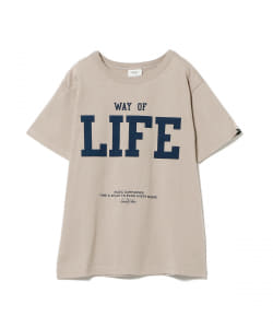 GROOVY COLORS / Way Of Life Tシャツ 21(150~160cm)