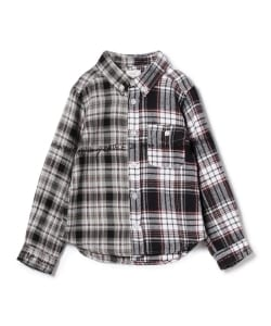 THE PARK SHOP / HALFBOY シャツ 18 (95~135cm)