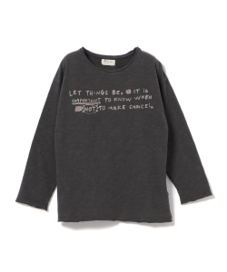 PLAY UP / Important ロングスリーブ Tシャツ (3~10才)
