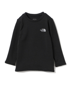 THE NORTH FACE / キッズ ロングスリーブ ホット クルーネック Tシャツ 18 (100~140cm)