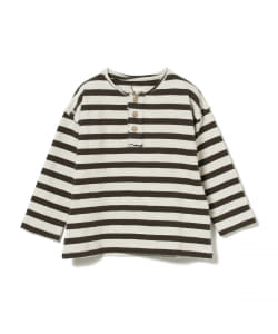 PLAY UP / striped ロングスリーブ Tシャツ 20(3~10才)