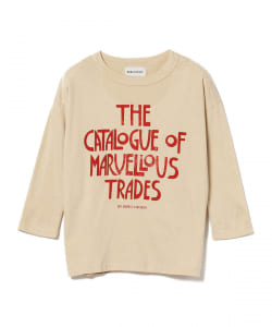 BOBO CHOSES / Catalogue Of Marvelous Trades ロングスリーブ Tシャツ 20(2~11才)