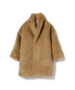 maed for mini / TEDDY coat (2~6y)