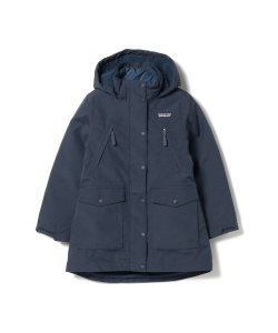 patagonia / ガールズ 3 in 1 パーカ 19(5~14才)