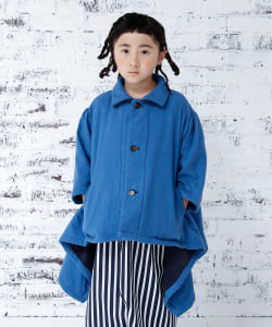 michirico / Back Fleece コート 20(115~150cm)