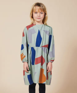 BOBO CHOSES / Woven DRESS 20(2~11才)