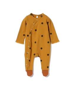 organic zoo / suit w foot (0~12m)▲