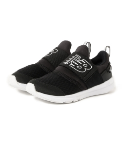 NEW BALANCE / PREMUS SLIP ON INFANT BLACK 19 (14~16.5cm)