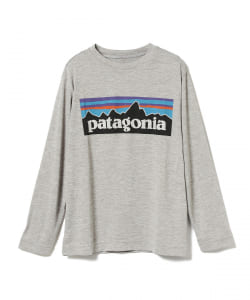 patagonia / ボーイズ ロングスリーブ キャプリーン クール デイリー Tシャツ 20(5~14才)