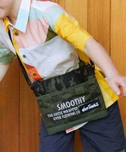 SMOOTHY × WILD THINGS / サコッシュ 19