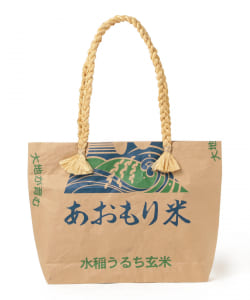 Cul de Sac-JAPON × BEAMS JAPAN / 別注 HIBA 青森米BAG