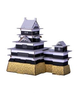 hacomo / 日本のお城 ペーパークラフト