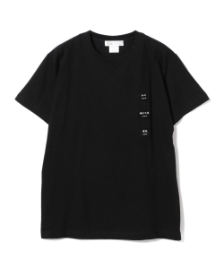 QUOTATION / AMSTERDAM NEW WAVE Embroidery Tシャツ