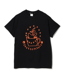 HUB / COFFEE PLEASE Tシャツ