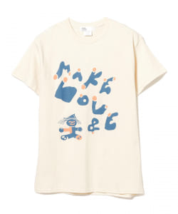 Hiraparr Wilson / Make Love Tシャツ
