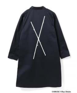 "星野源 / ""X(Kiss)"" Engineer Coat"