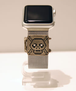 NS_CONCEPT / 髑髏SVJ Deco BUCKLE for Apple Watch