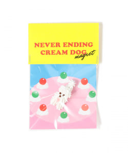 伊波 英里 / NEVER ENDING CREAM DOG