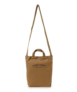 FREDRIK PACKERS / DUCK DAILY TOTE M