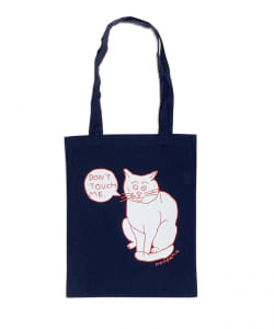 HONGAMA / Don't Touch Me Tote bag