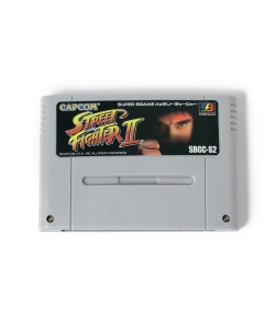 SUPER BGAME / STREET FIGHTER II