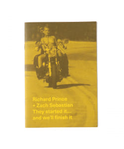 "Innen / ""Richard Prince + Zach Sebastian"" They started it… and we'll finish it"