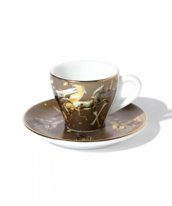 ENLIGHTENMENT (LAST CAFE) / ESPRESSO CUP & SAUCER B