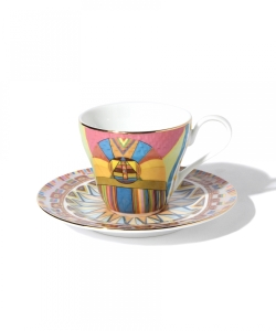 ENLIGHTENMENT (LAST CAFE) / COFFEE CUP & SAUCER