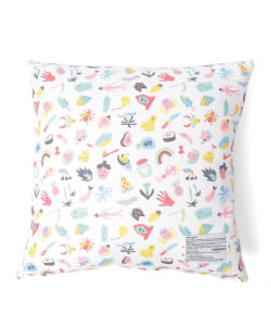 FABRICK×HONGAMA / SQUARE CUSHION COVER+PILLOW