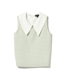 sister jane / Greenhouse Sleeveless Top