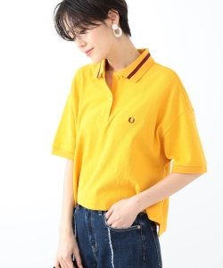 FRED PERRY / 別注 クロップド ポロシャツ