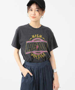 GOOD SPEED / ACDC Higt Voltage Tシャツ