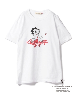 GOOD SPEED / Betty Boop Tシャツ▲