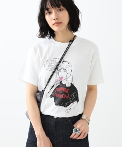 <WOMEN>FUJI ROCK FESTIVAL'18 × Ray BEAMS / YUGO. GIRL Tシャツ
