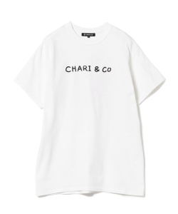 Chari&Co / THE FLOWER Tシャツ