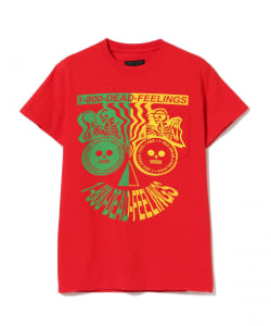 DEAD FEELINGS / Two Face Tシャツ●