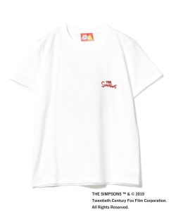 THE SIMPSONS / FAMILY Tシャツ<WHITE>