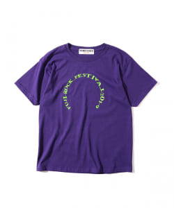 【予約】<WOMEN>FUJI ROCK FESTIVAL'19 × Ray BEAMS / F-LAGSTUF-F Girl Tシャツ