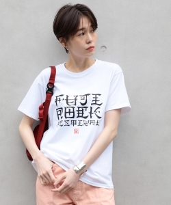 <WOMEN>FUJI ROCK FESTIVAL'19 × Ray BEAMS / F-LAGSTUF-F Mountain Tシャツ
