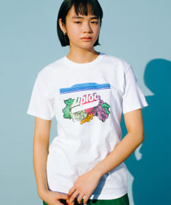 【ショップ限定商品】Ziploc × FRUIT OF THE LOOM × BEAMS COUTURE / Tシャツ
