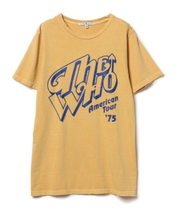 JUNK FOOD / THE WHO Tシャツ