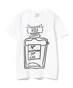 EGY BOY × Ray BEAMS / 別注 Woman Nocry Tシャツ