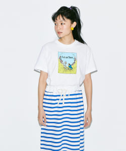 NAIJEL GRAPH × Ray BEAMS / 別注 Flower Garden Tシャツ