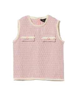 sister jane / Tweed Vest