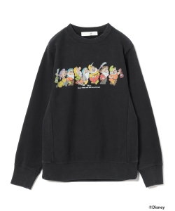 south for F × Ray BEAMS / 別注 7Dwarf Sweat