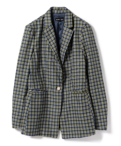 【1/10再値下げ】sister jane / Check Blazer
