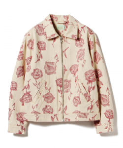 Aries / Zip Rose Jacket