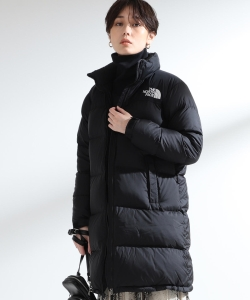【予約】THE NORTH FACE / Long Nuptse Coat