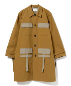 sawa takai / String Mac Coat●